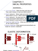 chapter 7  mechanical properties