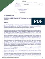 Rilloraza v Eastern Telecommunicaton Digest