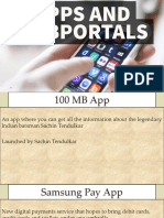 App and Webportal