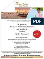 Job Advertisement (9)