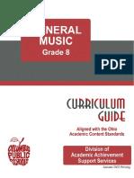 General Music_Grade 8