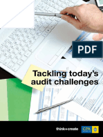 Reading-Tackling Today's Audit Challenges