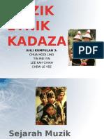 K7. Muzik Etnik Kadazan