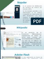 NTICS 2 Trabajo de La Web 2.0 Herramientas