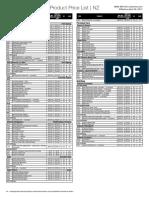preferred client  pc  price list