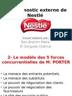 Le Diagnostic Externe de Nestlé