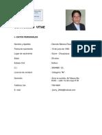 CV German Balcera 08-13