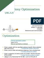 antcolonyoptimization-130704221712-phpapp01