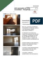 Alquiler de Chalet Pareado en Urb. HOSPITAL_ Universidad - Hospital_ Fuenlabrada