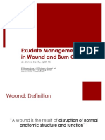 10.Donna-Exudate Management in Burn Cases