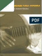 Juan Antonio Sanchez - Piezas esenciales para guitarra.pdf