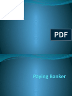 Paying Banker