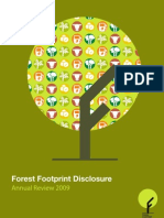 Forest Footprint Disclosure Annual Review