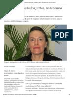 """""""Si No Actuamos Todos Juntos, No Tenemos Futuro"""" _ Ecología _ DW.com _ 04.12"""
