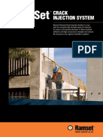 ChemSet Crack Injection Brochure