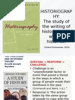 Gman 5 Historiography
