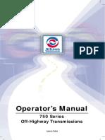 CLBT754 Manual