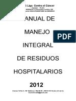5. Manual de Manejo Entegral de Residuos Hospitalarios en El Area Administrativa
