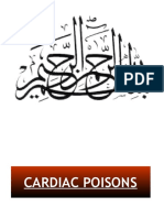 Cardiac Poisons