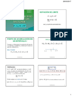 2 Limite y Continuidad Función Vectorial