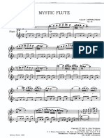 Hovhaness, Alan - Mystic Flute