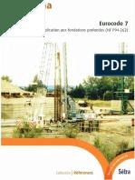 CEREMA - Guide Méthodologique - NF P94-262