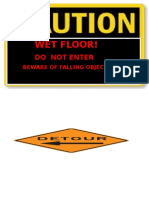 SAFETY SIGN.docx