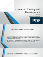 New issues in Training and Development.pdf