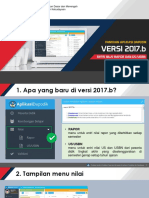 Panduan Singkat Aplikasi Dapodik Versi 2017b Ok