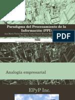 Analogía sobre el Paradigma del Procesamiento de la Información