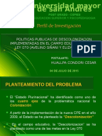 Defensa Perfil Cepies (Cesar 04 Julio 2015)