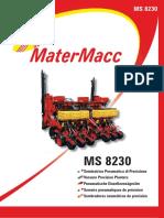 Mater Macc MS 8230