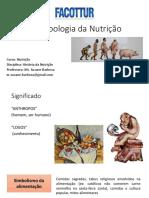 Antropologia Da Nutrição