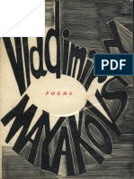 238085200-Mayakovsky-Vladimir-Vladimir-Mayakovsky-Poems.pdf