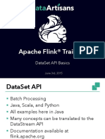 Flink Batch Basics