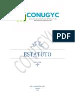 Estatuto Conugyc 14.12