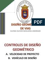Controles de Diseno Geometrico II
