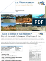 Brochure Ecoscience