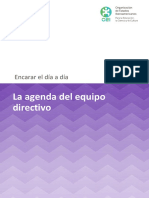 1 La Agenda Del-equipo Directivo