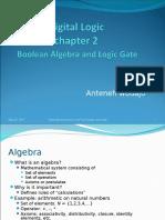 Chapter 2 Boolean Algebra and Logic Gates 45