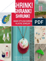 Blooming Flowers Bracelet From the Book Shrink Shrank Shrunk