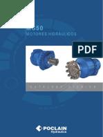 Ms50 Motor Poclain