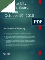 modesto city schools board meeting