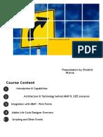 Adobe Forms Training