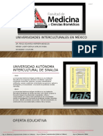 Universidades Interculturales en México