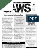 Feb 2005 CAWS Newsletter Madison Audubon Society