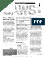 Sep 2005 CAWS Newsletter Madison Audubon Society