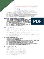 NPC Reaction and Reason Tables