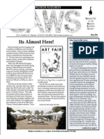 May 2006 CAWS Newsletter Madison Audubon Society