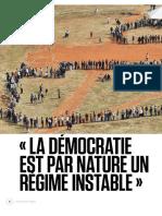 Marcel Gauchet La Démocratie Est Par Nature Un Régime Instable - L'Obs Hors Serie Democratie Et Populisme